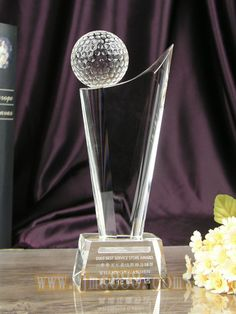 Golf trophies #golftournament