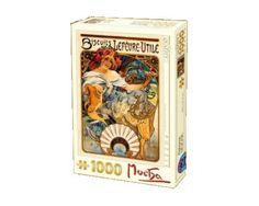 Puzzle D-Toys Biscuits,La Belle Époque de 1000 Piezas