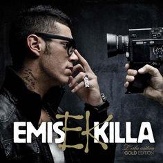 Emis Killa Rapper Ascolta rap mixtape e scarica la playlist copertina album cd, foto, video concerti, testi