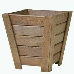 Ideal Garden Shed Designs For Your Garden Area Wooden Planter Boxes, Cedar Planters, Wooden Sheds, Wooden Pallets, Popular Woodworking, Woodworking Projects, Woodworking Plans, Outdoor Storage Sheds, Plant Box