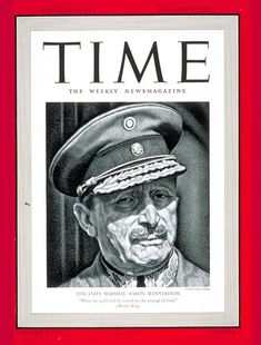 TIME Magazine Cover: Barron Mannerheim - Feb. 5, 1940 - Russia - World War II - Finland