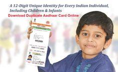 Get Duplicate Aadhaar Card Online  #dulicateaadhaarcard #aadhaarcardlost #aadhaarcardcopy
