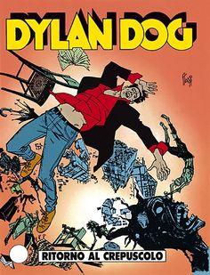 Ritorno al Crepuscolo - Dylan Dog - Sergio Bonelli