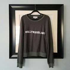 I just discovered this while shopping on Poshmark: {Wildfox} Hollywoodland baggy beach jumper  SAMPLE. Check it out!  Size: S