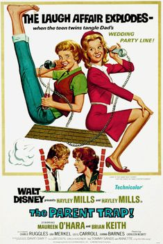 Walt Disney presents Haley Mills and Haley Mills in The Parent Trap (1961)