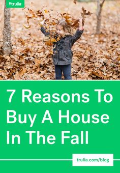 7 Best Things About Buying A House In The Fall- If you have any questions call Kristen Mark (949) 534-6273