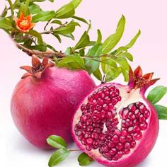 Hot Pink Pomegranate Fragrance Oil #fragranceoil #crafts #diy