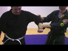 ▶ COMBAT HAPKIDO: Tactical Pressure Points - YouTube