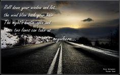 bruce springsteen / thunder road