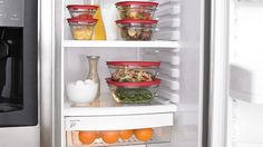 How to Store Food Properly in the Freezer and Fridge