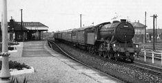Edinburgh Railways - Portobello Station - 1960
