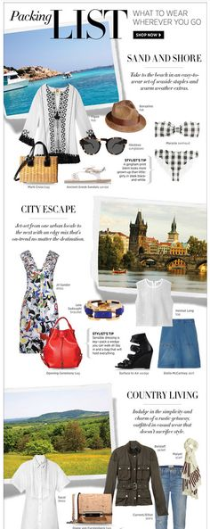 Net-A-Porter Travel Newsletter