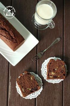 Nasi Lemak Lover: Chocolate Banana Pound Cake 巧克力香蕉磅蛋糕