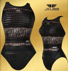 Jkuss Girls PRO-03W Water Polo Suits, Synchronized Swimming, Swimsuits, Swimwear, Bodysuit, Daughter, Girls, How To Wear, Tops