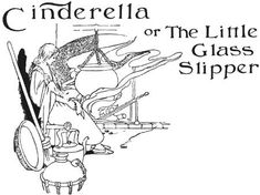 Cinderella - The Big Book of Fairy Tales, edited by Walter Jerrold, 1911