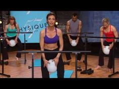 Fitness Blender Barre Workout Video - Free 39 Minute Barre Workout at Home - YouTube