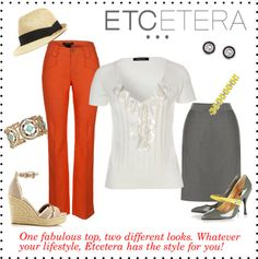"""""""Casual to corporate"""" by etcetera-5n2-boutique-st-louis on Polyvore"""