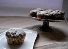 Gyors és könnyen elkészíthető vegan muffin. Muffin, Breakfast, Bridge, Morning Coffee, Cupcakes, Muffins, Morning Breakfast