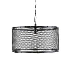D and decoration on pinterest - Suspension metal industriel ...