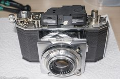 Over the last couple of days I've been fixing various issues I've found with my Agfa Karat IV 35mm rangefinder camera and this post gives a few details of what I did. The problems were …