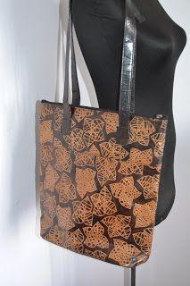 Handmade, Vintage - Pixalia - haine si accesorii faine: Geanta din piele naturala India