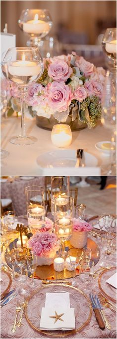 Romantic floating wedding centerpiece ideas #wedding #weddingideas #centerpiece #dpf #deerpearlflowers / http://www.deerpearlflowers.com/floating-wedding-centerpieces/