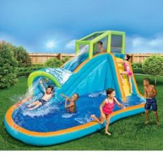 Best Water Slides For Backyard 9 best top 10 best water slides for your family this summer images