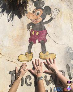 #mickeymouse henna tattoos to kick off #friendsgiving ! #tweet #pin #waltdisneyworld #disney #disneyvacation #familyfun #travelagent #sarahsdreamvacations #lbactravelmemories #disneyparks #disneyfriends #disneylife #disneyfamily #disneymagic #disneydetails #disneyside #disneygram #disneygramers #instadisney #disneyfan #disneynerd #wdw #disneyfun #animalkingdom