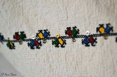 Traditional, Embroidery, Blouse, Hip Bones, Blouse Band, Needlepoint, Blouses, Drawn Thread, Cut Work