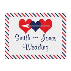 Shop American Hearts Wedding Direction Sign created by NoteableExpressions. Wedding Direction Signs, Wedding Directions, Custom Yard Signs, Directional Signs, Corrugated Plastic, Hearts, Make It Yourself, Shapes, American
