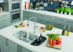 New BLANCO Stainless Steel Stinks  #stainless sinks
