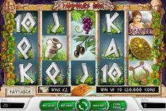 #OnlineSpielautomat Pandoras Box von #NetEnt wurde zum Thema der griechischen Mythologie realisiert. Mit diesem Automatenspiel mit 5 Walzen und 20 Spiellinien werden Sie viel Spaß haben. Spielt mit Bedacht!