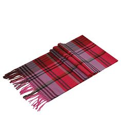 Lucky Leaf Women Men Warm Winter Soft 100% Wool Tartan Plaid Scarf Wrap (Hot Pink Plaids). Material:100% Wool ,Size:12.6x70.8 Inch (3.5 Inch Fringes Fringe). Incredibly Comfortable and Soft,Very Cozy and Light Weight,Many Designs to Choose from, Patterned in Rich Vibrant Colors. Perfect Anytime,Various Outfits and Any Occasion,Fit for Winter Cloth Fashion Accessory. Great for Gift Ideas:Birthday,Congratulation,Wedding,Valentine's Day,Thanksgiving Day,Christmas and New Year. Washing and…