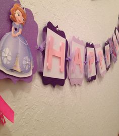 45 Top happy birthday princess disney sofia the first Princess Sofia Birthday, Sofia The First Birthday Party, First Birthday Banners, 3rd Birthday Parties, 4th Birthday, Birthday Ideas, Princesa Sophia, First Birthdays, Party Ideas