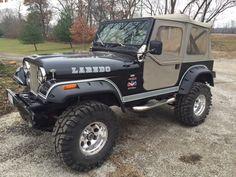 Jeep CJ7 Fraase 2015