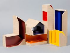 A Dolls' House Project: Contemporary Architecture To Play With