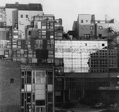 Lucien Kroll     Medical Faculties – Brussels – Belgium (1968 – 1974)