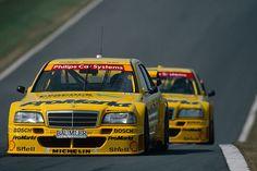DTM 1994 Zakspeed Merc C-Klasse