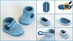 Düğmeli Erkek Bebek Patik Yapılışı Anlatımlı. Bebek Bot Patik Yapılışı Anlatımlı. Anlatımlı Çocuk Patik Yapımı. Kolay Erkek Patik Yapılışı.