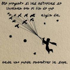 principito: encontrar tu estrella