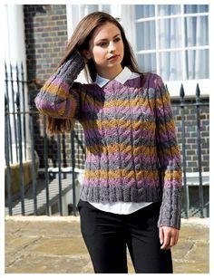 Knitting October 2015 - understatement - understatement