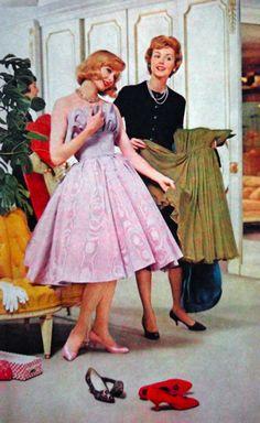 Sensación Vintage: Paso a paso en los '50