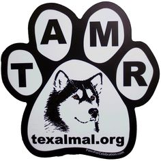 TAMR Car Magnets $5 donation!