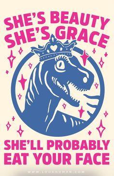 OP: All hail our new Miss America: Queen Blue. | Jurassic World