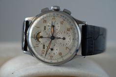 FOUND: An Original Universal Geneve Tri-Compax, For Sale — HODINKEE - Wristwatch News, Reviews, & Original Stories