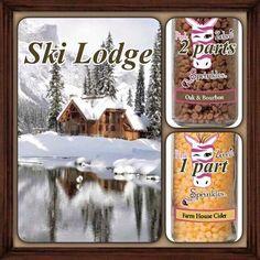 Pink Zebra Recipe: Ski Lodge. Featuring Oak & Bourbon and Farm House Cider