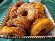 Bagel, Doughnut, Sweets, Bread, Cookies, Baking, Desserts, Food, Crack Crackers
