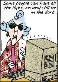 Maxine Cartoon on Stupid people - Mrs Carrigan