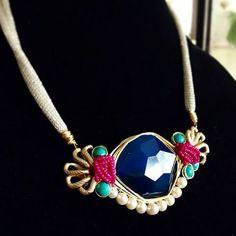 Handmade ✋ #pgaccesorios #chapadeoro #collar #necklace #handmadejewelry #hechoamano #piedrasnaturales