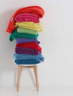 www.whatnot.co.za stocks Hinterveldt blankies.  Check out these colours... Yum!